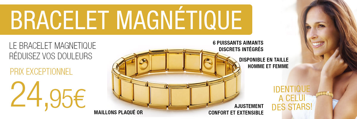 Bracelet Magnetique France Direct Shop