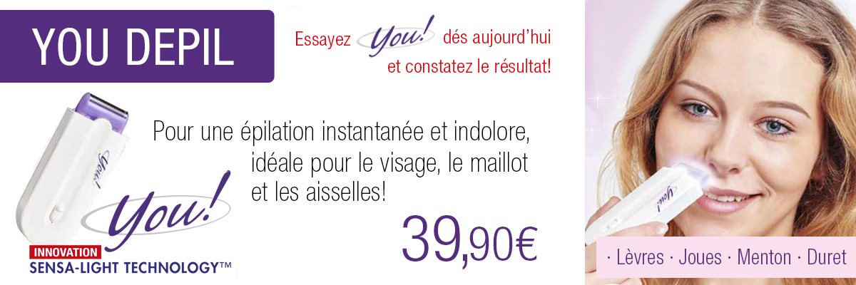 YouDepil France Direct Shop