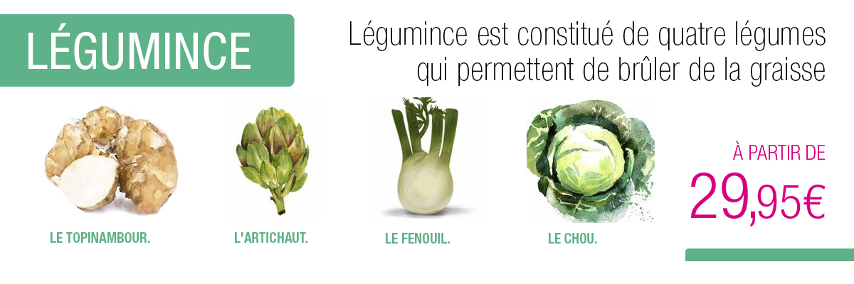 Legumince France Direct Shop